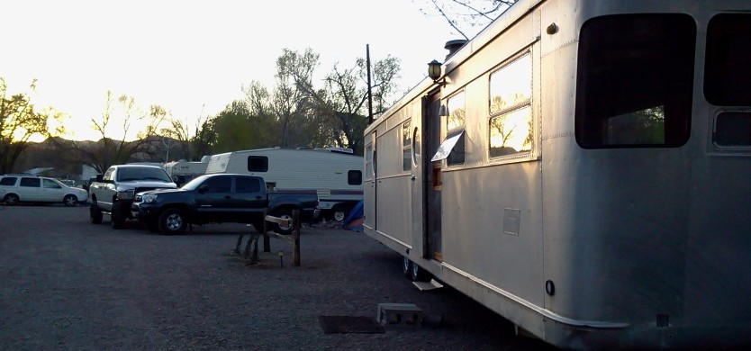 Hillsboro RV Village rv sites