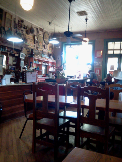 General Store Cafe Hillsboro NM